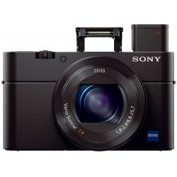 Sony RX100 IV + Étui en Cuir
