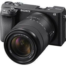 Sony Alpha 6400 + 18-135 mm