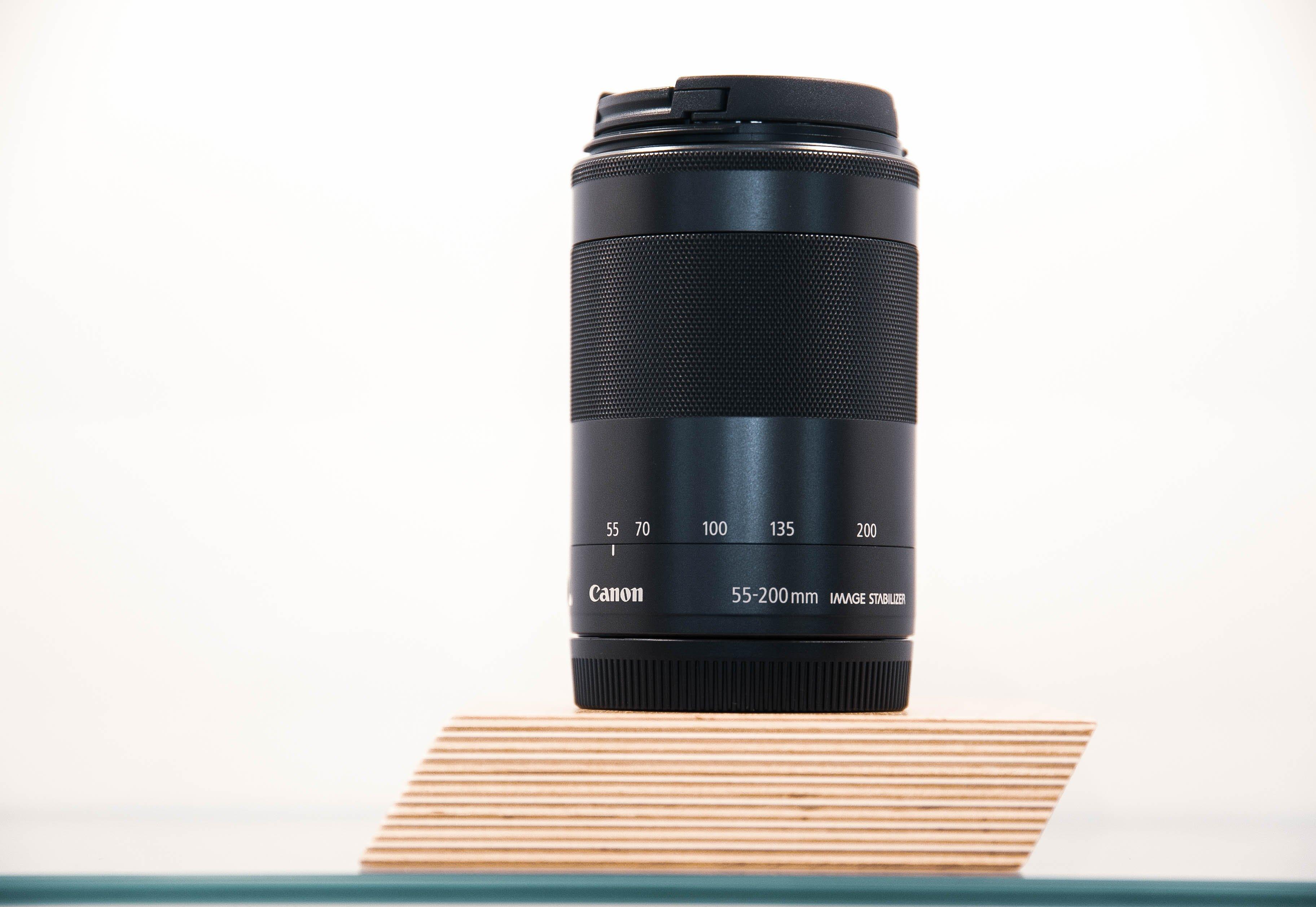 fbad044a6e7d PixShop   OCCASIONS CANON OCCASION - Canon EF-M 55-200 mm f 4,5-6,3...